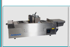 Combined UV lamp and UV LED conveyor ideal for laboratory use